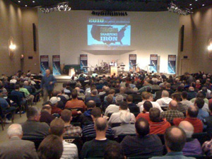 Iron Sharpens Iron 2011 Conference